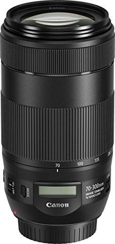 Canon 望遠ズームレンズ EFレンズ EF70-300mm F4-5.6 IS II USMフルサイズ対応 EF70-300IS2U