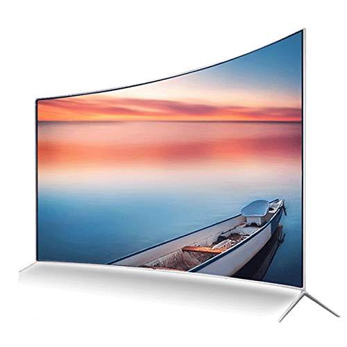 CFYP 42/50/55 Zoll HDR 4K Full HD-Smart-Curved-Fernseher, Bildwiederholfrequenz 60 Hz [Modelljahr 2021]