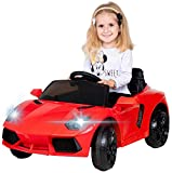 Actionbikes Motors Kinder Elektroauto Super Sport - Ledersitz - Mp3 - USB - SD - 2,4 Ghz Rc...