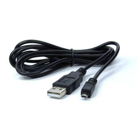 Cámara Digital Panasonic CABLE USB para Lumix durante DMC-TZ61, TZ 40, TZ 70 DMC-ZS19, foto TRANSFER cámara para PC o Mac - por Dragon Trading®
