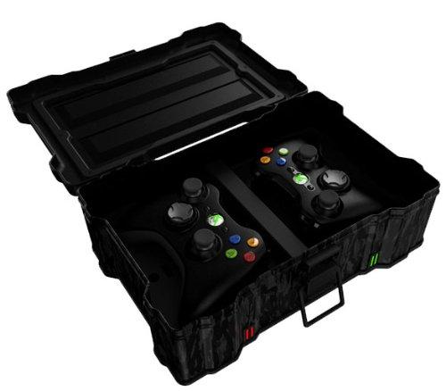 Station de recharge DF-1 Dual Fuel AmmoBox pour Xbox 360 [Importación francesa]