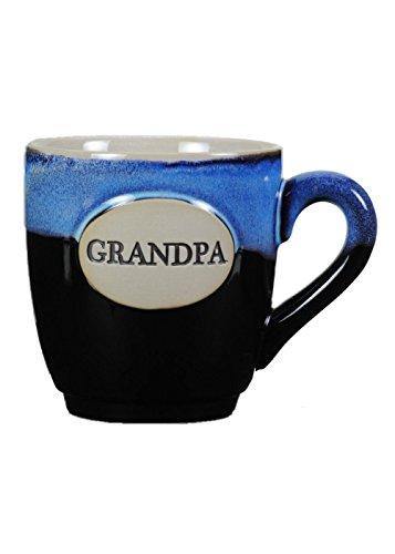 'Grandpa' Porcelain 16 Oz Coffee Mug with Gift Box
