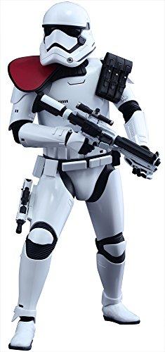 Hot Toys HT902603 Ersten Offizier der Sturmabteilung, Figur aus Star Wars: Das Erwachen der Macht, Maßstab 1 : 6