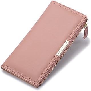 محفظة معصم نسائية، محفظة يد جلدية كلاتش مع حزام معصم