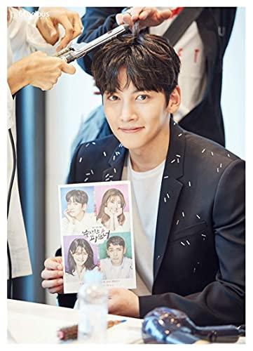 Zhengnengliang Serie de televisión clásica Coreana Está Bien no Estar Bien Carteles Pintura en Lienzo Decoración del hogar Carteles de Pintura de Pared Retro 50x70cm in J-1579