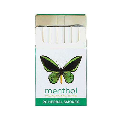 Ecstacy Herbal Cigarettes Nicotine Free Product Image