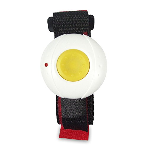 Wolf-Guard 433MHz JA-03 Alarma de pánico silenciosa SOS, botón de emergencia para sistemas de seguridad para el hogar, 1.7 '