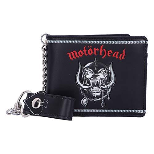 Nemesis Now Monedero con Licencia Oficial de Motorhead Ace of Spades Warpig, Negro, 11 cm