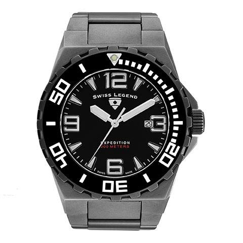Swiss Legend Reloj Expedition SL-10008SM-GM-11