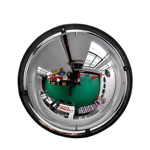 JKAD Konvexer Verkehrsspiegel Safety Security Surveillance 60cm mit Wandbefestigung Verkehrs-Supermarkt-Weitwinkelspiegel (Size : XXXL)