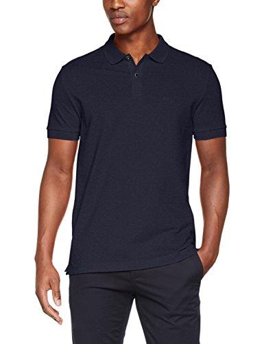 BOSS Herren Piro Poloshirt, Blau (Navy 411), X-Large (Herstellergröße: XL)