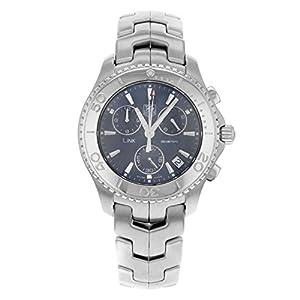 TAG Heuer Men's CJ1112.BA0576 Link Quartz Chronograph Watch
