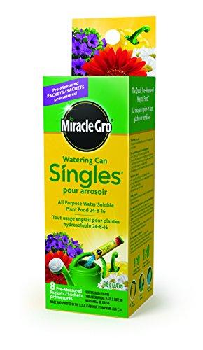 Miracle-Gro 1038881 Arrosoir à usage unique soluble dans l'eau 24-8-16 96 g