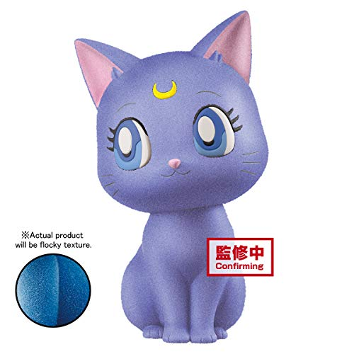 Banpresto Fluffy Puffy Sailor Moon Eternal Figura Luna/Artemis & Diana (A:Luna)