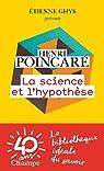 La Science et l'Hypothèse par Poincaré