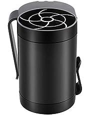 OPOLAR充電式爽快ジェットファン ベルトファン ミニ扇風機 2200mAh充電電池内蔵 風量をUP 空調服 クールビズ 扇風機 熱中症対策 作業 空調服 ファン炎天下 暑さ対策 冷感 冷却