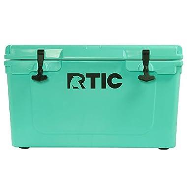 RTIC Cooler, 45 qt (Seafoam Green)