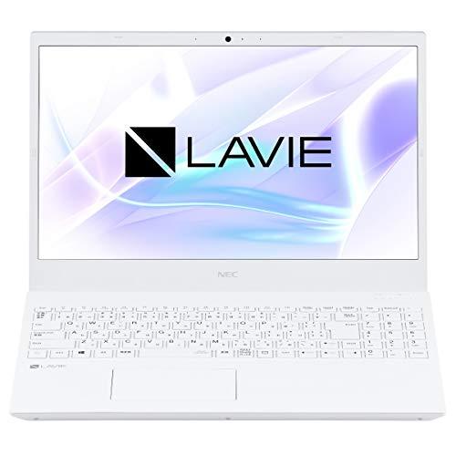 【MS Office H&B搭載】(Windows11アップグレード対象品) NEC LAVIE Smart N15 Windows10 Home 64bit Celeron 5205U 1.9GHz 8GB SSD 256GB DVDスーパーマルチ 高速無線LAN IEEE802.11ac/a/b/g/n Bluetooth webカメラ 10キー付日本語キーボード Microsoft Office Home & Business 2019搭載 15.6型LED液晶ノートパソコン