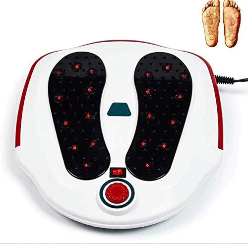 JppeamA Medizinisches Elektromagnetisches Fußmassagegerät Fußzirkulator Verbessert Die Durchblutung Entspannt Die Muskelsteifheit Lindert Fuß- Und Beinschmerzen