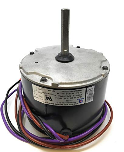 A4168, Goodman Condenser Fan Motor 0131M00060S, 1/6HP, 810RPM