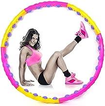Smart Hula Hoop Hoola Hoops For Adults - Gewogen Hoola Hoops Met Jump Rope for de oefening - Hoola Hoop For Kids, Gewogen ...