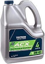 Textron/Arctic Cat ACX 0W-40 Synthetic Oil - Gallon