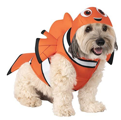 Rubie's Disney Pet Finding Nemo Costume, X-Large