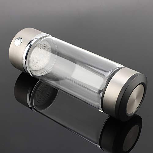 Omabeta Botella del purificador de Agua de la Taza del Lonizer de la Alta purificación de Carga USB para el Viaje para el hogar