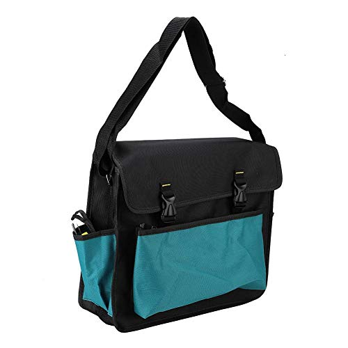 PU-Leder mit mehreren Taschen Verschleißfeste Umhängetasche Multi-Propose-Tasche...