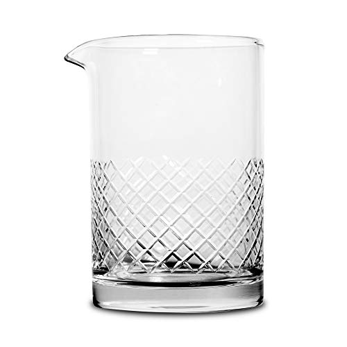 Japanese Style Seamless Mixing Glass Stirring Cocktail by Kotai (750 ML (V2))