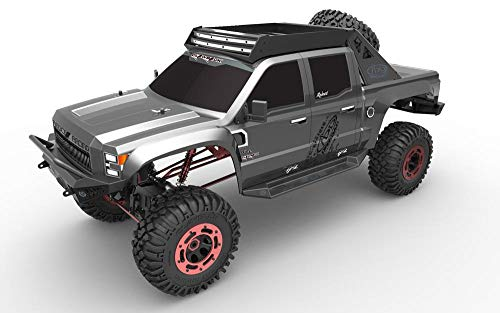Redcat Racing 1/5 Scale Clawback Rc Crawler, Gunmetal