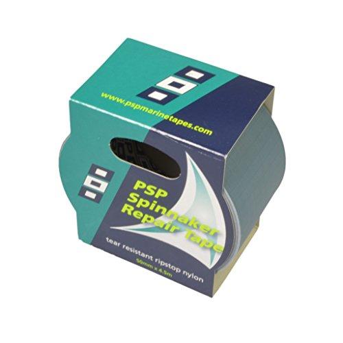 RIPSTOP Spinnaker-Tape 50mm x 4.5m grau