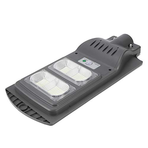 Omabeta Sensor de Radar Luz Solar LED Duradera Alto Brillo Confiable para jardín