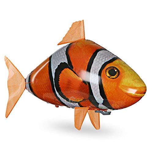 RC Air Swimmer Flying Shark Clownfish JOSE9A Inflatable Flying Shark Replacement Balloon (H)