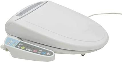 vidaXL Siège de Toilette Électronique avec Bidet Salle de Bains Abattant WC