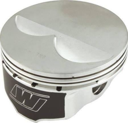 Wiseco PTS538A3 AMC 360 PRO TRU R/DOME -21cc Piston Set