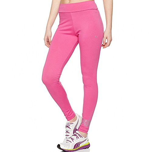 PUMA Damen ESS No.1 Leggings W, Rose Violet-Swan, L