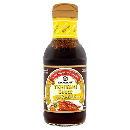 Kikkoman Teriyaki-Sauce Mit Geröstetem Sesam 250Ml