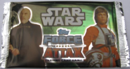 Force Attax Star Wars Movie Card Collection 2 - Booster