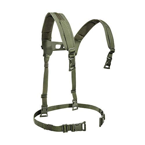Tasmanian Tiger TT Harness Set, Träger-Set, universelles Trage-System für EDC, Pouches, Taschen, Oliv