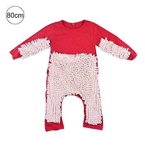 tingtin Strampler Baby Jumpsuit Kinder Langer Schlafanzug Einteiliger Baumwolle Kleidung Junge Mädchen Krabbeln Kleidung Baby Mopp