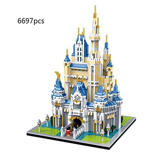 Learn More About Lcxligang Building Blocks for Kids-Box 6697 Pcs Mini Small Particles Puzzle Buildin...