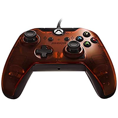 PDP Wired Controller - Orange (Xbox One/PC)