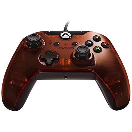 Gamepad (kabelgebunden) für Xbox One/S/X/PC – orange [ ]