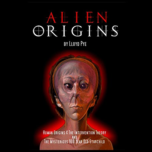 Alien Origins audiobook cover art