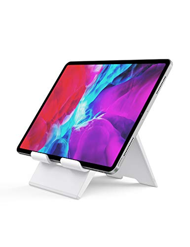 UGREEN Soporte Tablet Mesa, Atril Movil Mesa Altura Ajustable Brazo Articulado Soporte...