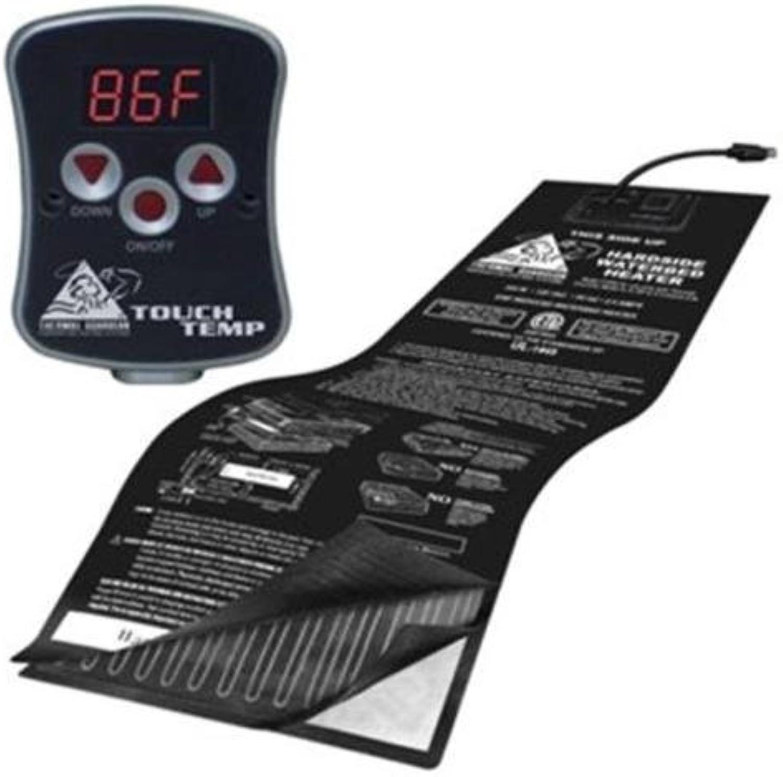 Touch Temp Digital Dial Heater