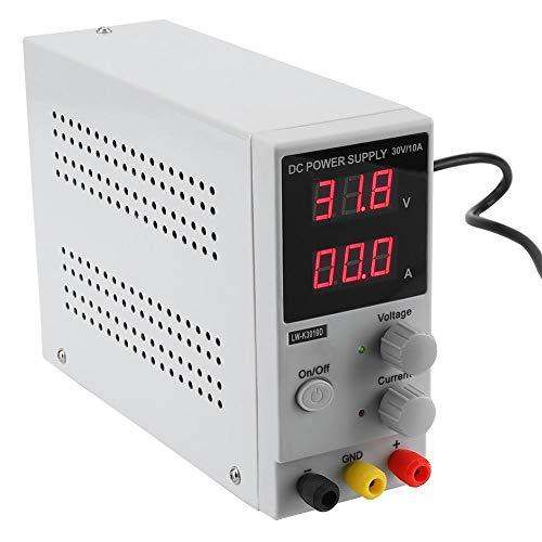 Fuente de alimentación ajustable, fuente de alimentación, portátil duradera para condensadores de sistemas(200-240V European standard)