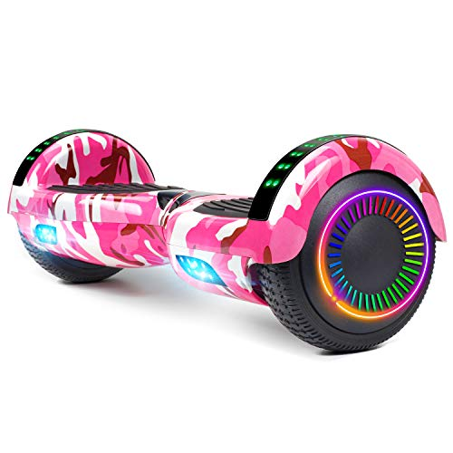 Self-Balancing Hoverboard