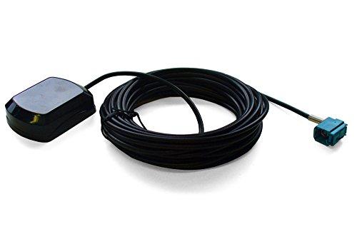 Antenne GPS Fakra (5m) pour Mercedes Comand / VW MFD2 & Audi RNS-E